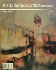 Art Galleries & Artists of the South Fine Art Vol 11 #2 FREE PRIORITY SHIPPING