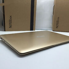 ULTRABOOK LAPTOP NOTEBOOK GOLD ORO INTEL CELERON J1900 COME APPLE MACBOOK AIR