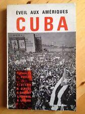 Eveil Aux Amériques: Cuba Préface De Jacques Duclos - Pierre Vilar