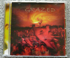 "Grazed ""every end"" French death métal rare cd 2000 six feet under cover version"