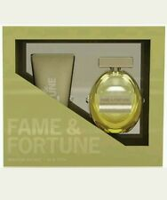 Fame and Fortune Eau De Toilette Gift Set for Ladies 100ml EDT Spray