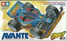 TAMIYA 1:32 MINI 4WD AVANTE 2001 JUNIOR MIT MOTOR ART 18031