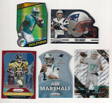 2015 PRIZM PANTHERS CAM NEWTON PRIZM PARALLEL AIR MARSHALS INSERT CARD #AM10