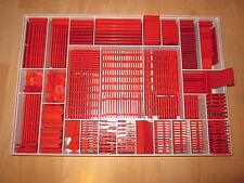 Fischertechnik große Sammler - Box 475 x Bauplatten verschiedene Konvolut Set