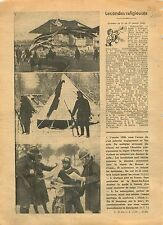 WWII  Anatolia Turkey/sentinels Royal air Force /Moto Journaux 1940 ILLUSTRATION