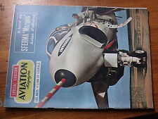 $$ Revue Aviation Magazine N°371 SFEERMA Marquis  programme COIN  Sikorsky S-64