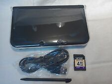 NINTENDO 3DS XL BLACK £95