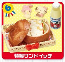 "Re-Ment Kawaii ""Hello Kitty Bakery #6- Bread Bowl; 1:6 Barbie kitchen food minis"