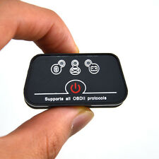 Vgate iCar 2 ELM327 Bluetooth OBD2 Car Diagnostics Scanner - Black / Orange