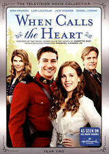 WHEN CALLS THE HEART THE TELEVISION MOVIE COLLECTION YEAR 2 New DVD Season 2