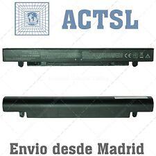 Nueva Bateria para ASUS F552C 14.4V 2200mAh Li-ion Alta Calidad compatible