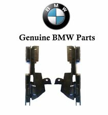 BMW E46 325i 325xi 330i 330xi Left & Right Front Bumper Cover Guide Genuine