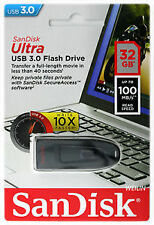 32GB SANDISK ULTRA 3.0 USB PEN DRIVE