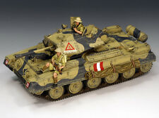 King (and) & Country EA029 - Crusader Tank - Retired