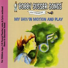 My Day / In Motion & Play - Bobby Susser Singers (2016, CD NEUF)