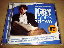 IGBY GOES DOWN Soundtrack TRAVIS COLDPLAY THE DANDY WARHOLS BADLY DRAWN BOY