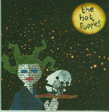 THE HOT PUPPIES - under the crooked moon (Digipack)