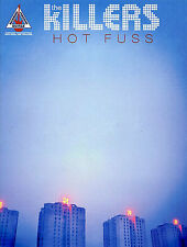 The Killers Hot Fuss Sheet Music Book Guitar TAB Learn ON TOP ROCK SONGS GIFT