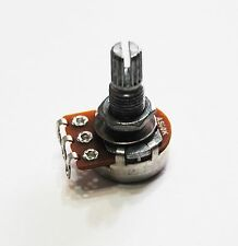 Potenciometro Volumen guitarra electrica A500 - Volume Guitar Potentiometer 16mm