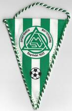 SPORTVEREIN MATTERSBURG AUSTRIA FOOTBALL CLUB OFFICIAL SMALL PENNANT OLD