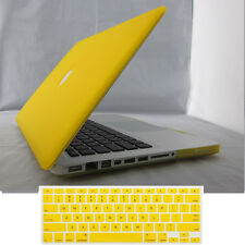 Matt Hard Case Skin + Free Keyboard Cover for Macbook Pro 13 and Retina 13 inch