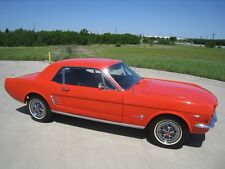 Ford: Mustang 289 Auto