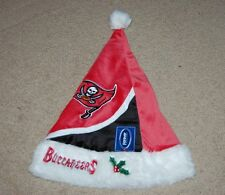 TAMP BAY BUCCANEERS ADULTS SPORTS NFL FOOTBALL SANTA HAT