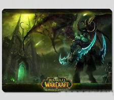 WOW - The Black Temple Gaming Mousepad Mouse Pads Mat 350*275*5mm Large/XL Size