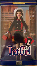 "BARBIE LOVES POP CULTURE: ""THAT GIRL"" MARLO THOMAS NRFB"