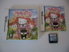 HELLO KITTY BIG CITY DREAMS - NINTENDO DS - JEU DS DS LITE DSI COMPLET