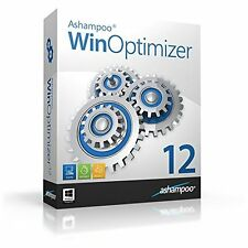 Ashampoo WinOptimizer 12 dt.Vollversion ESD Download 14,95 statt 39,99 EUR!