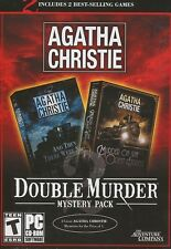 Agatha Christie And Then There Were None & Murder On The Orient Express PC Games