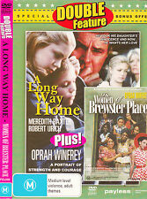 A Long Way Home-2001-Meredith Baxter/The Woman of Brewster Place-1989- Movie-DVD
