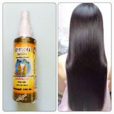 GINSENG HAIR TONIC SERUM Stop Hair Loss Fast Hair Growth  Promote Regrowth Serum
