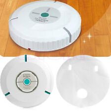 White Robot Cleaning Household Robotic Microfiber Mop Dust Smart Auto Cleaner