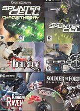 """LOTTO """"6"""": 7 Giochi PC - 11 CD - GIOCO COMPLETO"""