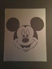 Mickey Mouse #1 Stencil 10mil Free Shipping, Crafts, Painting, Airbrushing!