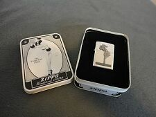 "VINTAGE 1993 EDITION OF ZIPPO ""THE VARGA GIRL 1935"" IN TIN PRESENTATION BOX"