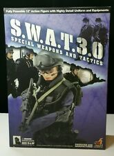 HOT TOYS 1/6 SWAT 3.0 Female Operator