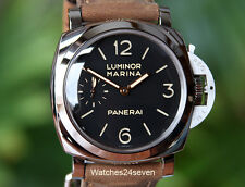 Panerai PAM 422 Luminor Marina Historic 1950 3 Days, 47 mm, Retail $10,800