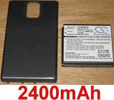 Coque + Batterie 2400mAh type EB555157VA Pour Samsung Galaxy S Infuse 4G