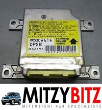 MITSUBISHI SHOGUN PININ 2.0 GDI SRS DIAGNOSI CENTRALINA AIRBAG ECU mr530941