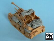 Black Dog 1/48 Marder III German Tank Destroyer WWII Accessories (Tamiya) T48045