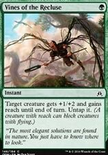 Vines of the Recluse NM x4 Oath of the Gatewatch MTG Magic Cards Green Common