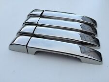 RANGE ROVER L322 STAINLESS STEEL DOOR HANDLE COVER'S ,02-2012