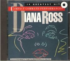 Diana Ross 14 greatest hits-Compact command performances (1983) [CD]