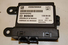 2010 GM PARKING ASSIST MODULE BOSCH BROKEN TAB