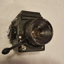 Kowa Super 66 Camera with 85mm f2.8 lens, focusing handle Used Very Good Cond