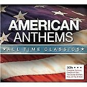 Various Artists - American Anthems (All Time Classics, 2012)