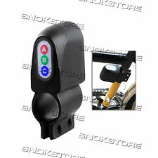 BICYCLE MOTION SENSOR SECURITY ALARM ANTIFURTO ALLARME SONORO PER BICI BIKE